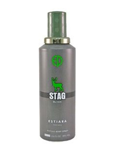 ESTIARA STAG PERFUME BODY SPRAY