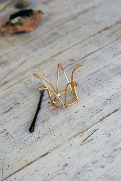 Small princess crown by WireDreams on Etsy