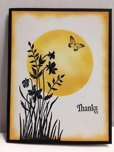 My Creative Corner!: Thank You Cards