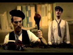Chinaski - Duše z gumy (oficiální videoklip)