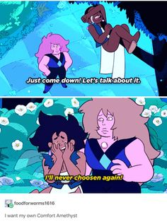 We all want a comfort amethyst or better yet a revenge Jasper!