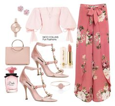 Fun Fashions by niccicollins on Polyvore featuring polyvore Caroline Constas Venus Dolce&Gabbana Future Glory Co. Michael Kors Palm Beach Jewelry Ettika Too Faced Cosmetics fashion style clothing