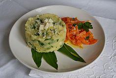 Bärlauch - Kartoffel - Püree