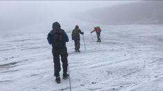 PNN Los Nevados - Ascenso a cima Nevado Santa Isabel. Manizales, Colombia. Places