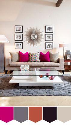 *) :) indian home decor, home décor, home decor furniture. Decor, Drawing Room Decor, Small Living Room Decor, Home Room Design, Colourful Living Room, Living Room Designs, Apartment Decor, Home Decor Furniture, Living Room Sofa Design