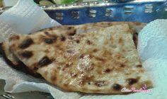 naan or tandoori bread