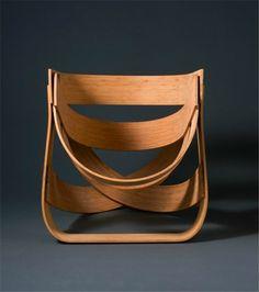wohnideen tolle bambus möbel deko stuhl