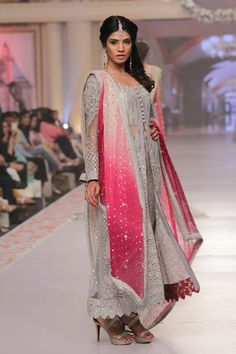 2015 Telenor Bridal Couture Week Zainab Chottani Collection Photo Gallery
