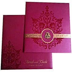 Shop These Stunning Invitation Cards With Astonishing Laser Cut