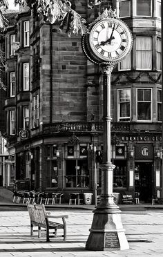 Morningside Clock, Edinburgh.I will find this clock, and get a picture like this.