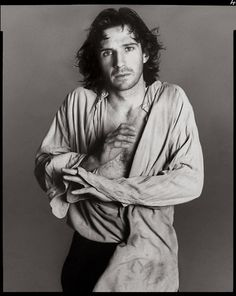 Ralph Fiennes, London, March 17, 1995_Copyright	 © 2008 The Richard Avedon Foundation