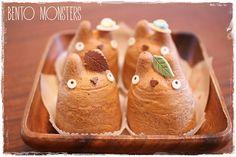 Totoro Cream Puff