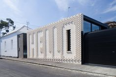the Hello House was designed by OOF! architecture