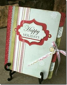 Christmas planner! we need these @Jenny Dennis