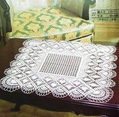 "Photo from album ""Серветки"" on Yandex. Crochet Books, Thread Crochet, Knit Or Crochet, Filet Crochet, Crochet Home Decor, Crochet Crafts, Yarn Crafts, Crochet Dollies, Crochet Doily Patterns"
