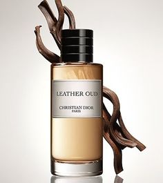 Dior Leather Oud is quickly becoming one of my favorite fragrances