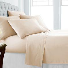 Becky Cameron Microfiber Bedsheet Set with 2 Free Pillowcases  - $18.99. https://www.tanga.com/deals/afce29981b36/becky-cameron-microfiber-bedsheet-set-with-2-free-pillowcases