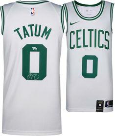 b0a6ef93497 Jayson Tatum Boston Celtics Autographed Nike White Swingman Jersey  #sportsmemorabilia #autograph #basketballjersey