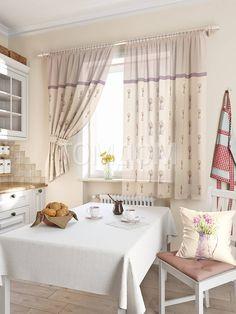 """Комплект штор """"Васо (сирень)"""": купить комплект штор в интернет-магазине ТОМДОМ #томдом #curtains #шторы #interior #дизайнинтерьера"""