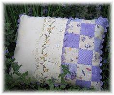 Simple joys of summer pillow