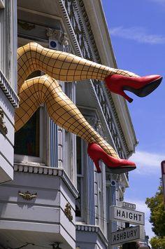 ✯ Legs Haight Ashbury - CA