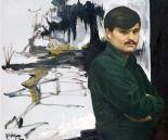 Self-portrait, Art