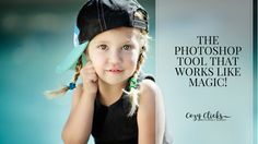 A magic Photoshop tool that will help with you photography editing