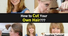 How to Cut Your Own Hair???