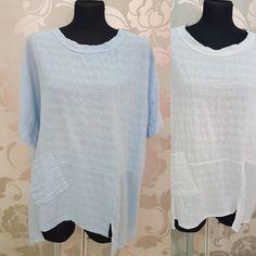 #blusa #oversize #piu #colori #valeria #abbigliamento
