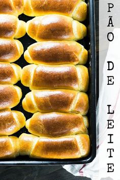 Pão de Leite | Do Café ao Jantar