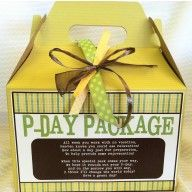 Missionary P-Day Package