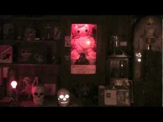 The Conjuring Occult Museum tour with Lorraine Warren from Bearfort Paranormal - YouTube
