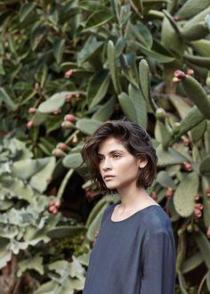 Camila Falquez - S/S Campaign for MANGO