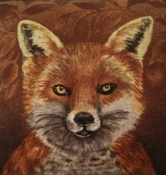 Fox Fabric Lavender Bag / Fox Gift / Woodland Animals - Handmade in Home, Furniture & DIY, Home Decor, Other Home Decor | eBay