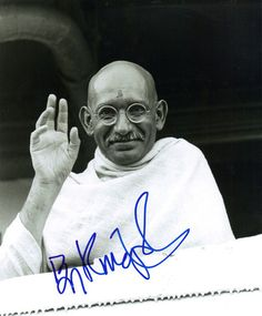 Gandhi. Mohandas Karamchand Gandhi led India to independence and inspired movements for non-violence, civil rights and freedom across the world.