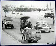Old Manila 1950s