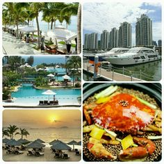 Sanya is a place where there is everything for a comfortable stay!  #SanyaPhotoCollage #SanyaHeartstoHearts