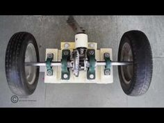 In this video we show you Spur Gear Differential working model. Trailer Dolly, Go Kart Frame, Limited Slip Differential, Rear Differential, Diy Go Kart, Scooters, Metal Projects, Welding Projects, Trike Motorcycle