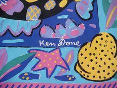 Ken Done Scarf
