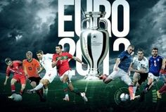 UEFA Euro 2012 - avg. of 1,907 million viewers - increase of 46 percent compared to 2008