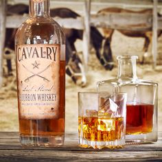 Made a memory with Cavalry - a last stand bourbon whiskey. #bourbonlife #bourbon #whiskylover #whiskytime #whiskey