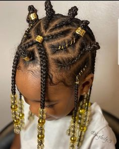 Toddler Braided Hairstyles, Lil Girl Hairstyles, Girls Natural Hairstyles, Natural Hairstyles For Kids, Little Girl Braids, Braids For Kids, Girls Braids, Curly Hair Styles, Natural Hair Styles