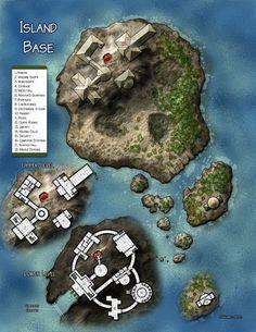Kencyclopedia - Kender - Cartography -Portfolio