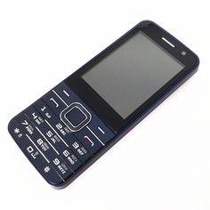 Купить товарНОВЫЙ 4 Сим Карты 4 Резервный Мобильный Телефон C9 2.8…