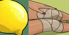 Comment utiliser le citron pour faire disparaître la douleur au genou