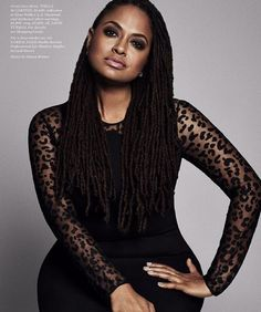 """Ava DuVernay Covers 'ELLE' Magazine's """"Women In Hollywood"""" Issue 