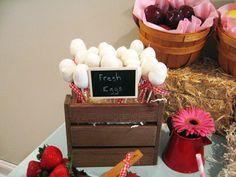 Barn Guest Dessert Feature | Amy Atlas Events