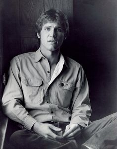 Harrison Ford Young, Harrison Ford Han Solo, Harrison Ford Indiana Jones, Indiana Jones Films, Harrison Ford Carpenter, Star Wars Cast, Matou, Cinema, Gq Magazine