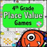 4th Grade Place Value Games