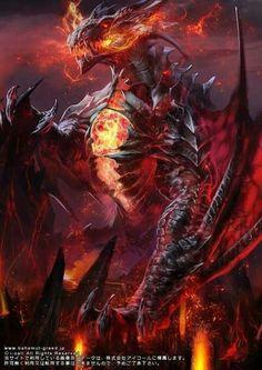 Dragon De Feu <3